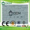 Paneling exterior da parede interior de cimento refratário