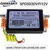 Données de télévision en circuit fermé, dispositifs visuels de protection contre la foudre (SPD503DVP/12V)