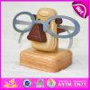 2015 Home Decoration Animal Eyeglass Holders, Wooden Crafts Animal Style Eyeglass Holder, Christmas Eyeglass Holder Toy W02A091