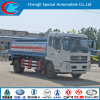 Dongfeng 4X2 6の車輪15cbmの給油車