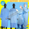 Eo-Sterilized ou Not Hot Sale Isolation Gown/Surgical Gown Free Size