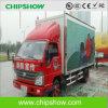 Pubblicità esterna della visualizzazione di LED di colore completo di Chipshow P10