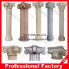 Pilar romano y columnas del granito natural