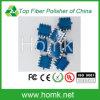 Sc multimoda ottico LC dell'otturatore interno dell'adattatore della fibra