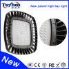 新しいデザインNichia LEDチップ120W正方形LED高い湾ライト