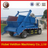 Euro3 5mt/5ton Swing Arm Garbage Truck