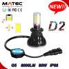 新しい着かれたLEDのヘッドライトキット4000lm 40W自動車LEDのヘッドライトD2s