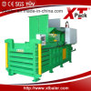 Pet Bottles, Plastics를 위한 수동 Binding Horizontal Baler Press
