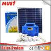 Mini sistema solar do diodo emissor de luz 3W 10W 20W 30W 9V 18V