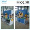 Q35y-20 Hydraulic Ironworker с Angle Cutting