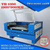 Акриловое цена гравировального станка вырезывания лазера СО2 MDF древесины