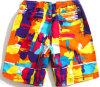 Shorts da praia do Swimwear do homem/Beachwear das crianças