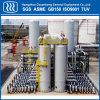 Central eléctrica de la purificación del hidrógeno del metanol que se quiebra