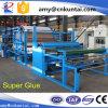Machine de stratification Kt-Qlj-1800 de poussoir superbe de colle