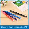 Custom en couleurs Erasable Gel Pen avec Eraser