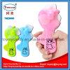 Het kleurrijke 6X4X14cm Handbediende Stuk speelgoed van de Ventilator met 3 Kleuren