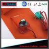 Protección que calienta el calentador flexible del caucho de silicón del calentador