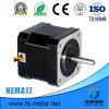 Pequeño motor de escalonamiento NEMA17/42*42 Hetai