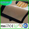 La cuisine saine usine la natte antiadhésive de traitement au four de silicone de revêtement de four de catégorie comestible