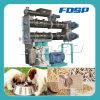 高い等級3-14tph容量の飼い犬の供給の餌の製造所の鶏の餌の餌機械