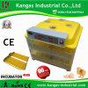 Mini établissement d'incubation d'incubateur d'oeufs de la capacité de Hatcher de 96 oeufs (KP-96)