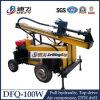 Dfq-100Wの小型携帯用試錐孔の石の掘削装置機械