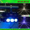 이동하는 맨 위 광속 거미를 가진 LED 효력 빛