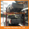 Mutrade 3.6ton Four Post Hydraulic Car Parking Lift с CE/ISO9001