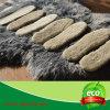 Großhandelsschaf-Pelz bereift die Einlegesohlen, die in China hergestellt werden