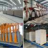 Usina concreta ventilada esterilizada da máquina AAC do corte por blocos