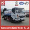 De dubbele Vrachtwagen van het Water van de Dieselmotor 7000L van de As