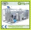 Máquina de la pasterización del acero inoxidable para la leche