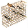 Da cremalheira modular Home do vinho do conjunto frascos de madeira da adega de vinho 90