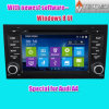 GPS Navigation System met DVD iPod Bluetooth RDS Radio Windows 8 Ui voor Audi A4 (iy-7054)