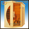 1 persona Multi Function Infrared Sauna con The Lying Chair