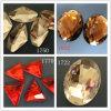 Vele Grootte voor het Ovale Vlakke AchterBergkristal van het Kristal