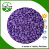 암모니아 산 염화물 기초 입자식 NPK 17-17-17 비료