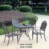 レストランのテラスChairsおよびTable Cast Aluminum Furniture