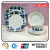 Rond SHAPE Porcelain Dinnerset in 20PCS