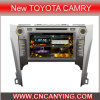 Reproductor de DVD especial de Car para New Toyota Camry con GPS, Bluetooth (AD-6681)