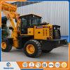 Carregador da roda do equipamento da maquinaria de exploração agrícola mini com baixo preço