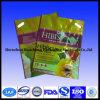 Freie Plastikreißverschluss-Kosmetik-Beutel