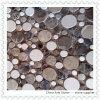 chino parquet de mármol del azulejo de mosaico ( emperador claro y oscuro)