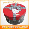 Коробка бумажного круга подарка (BLF-GB107)