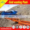 Bewegliche Golderz-Waschmaschine für Goldmineralreinigung