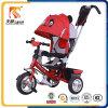 Езда на трицикле детей OEM силы и силы нажима выполненном на заказ с штангой нажима