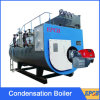 Vapor industrial de alimentação automático de 4 toneladas caldeira do pacote da água quente