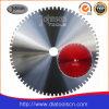 la soudure laser De 105-2000mm scie la lame pour l'usage universel