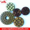 Assoalho Diamond Polishing Pads para Concrete e Terrazzo
