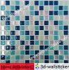 Etiquetas engomadas desprendibles/suavemente del azulejo de la pared azulejos de mosaico